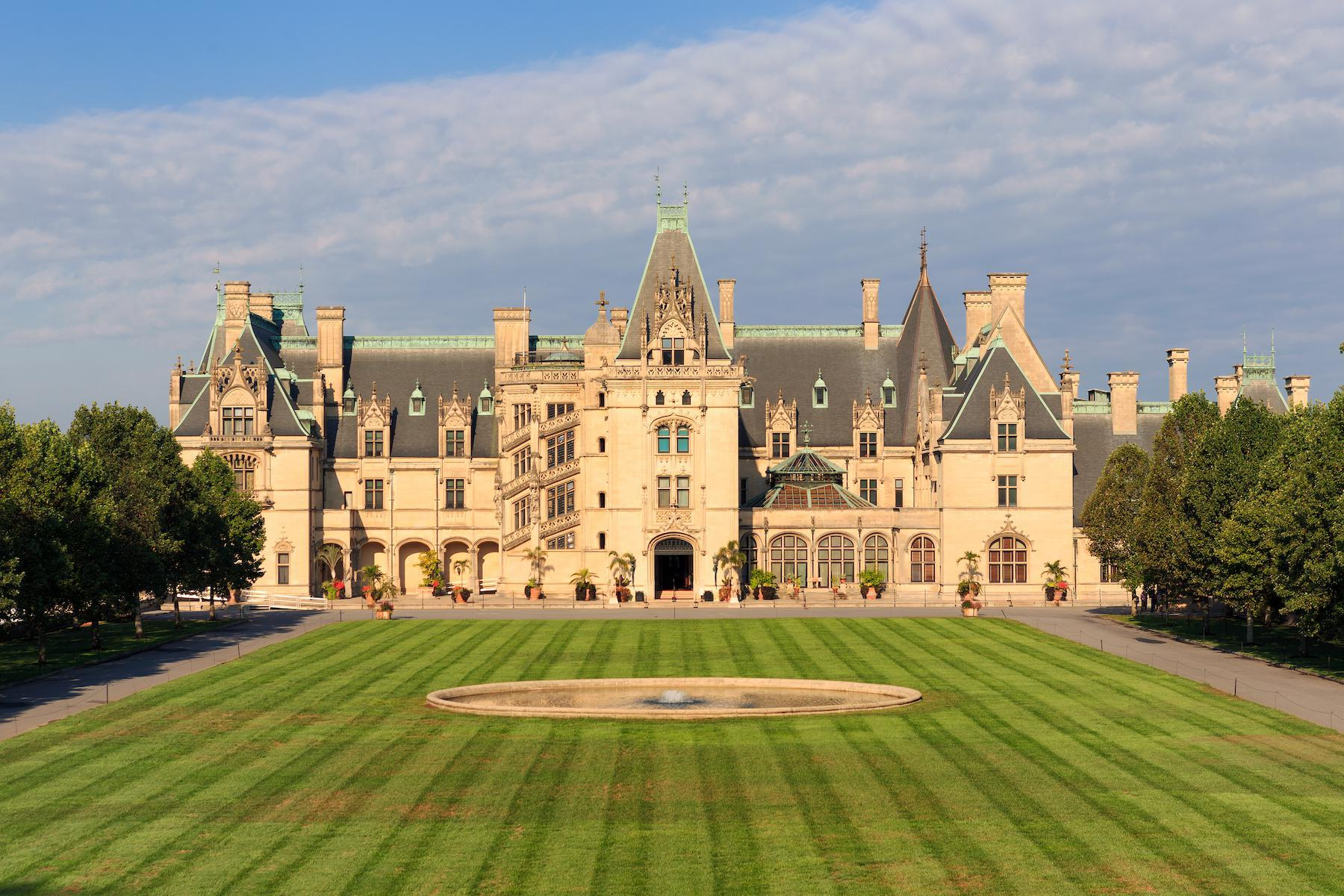 The Biggest Mansions In America Slideshow The Active Times